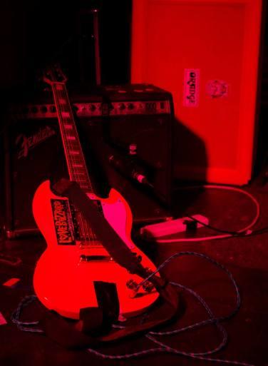 Kev's Guitar