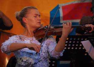 Mari Samuelsen and the 12 Ensemble