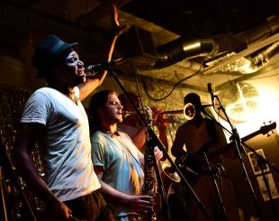 Songhoy Blues at Rough Trade East 21/07/2017